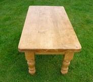 Image 2 - Antique Reclaimed Pine Coffee Tables