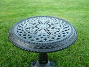 Image 1 - Cast Iron Victorian Coalbrookdale Trivet Stand