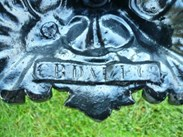 Image 4 - Cast Iron Victorian Coalbrookdale Trivet Stand