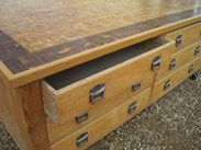 Image 5 - Substantial Butchers Block - Country Kitchen Central Island