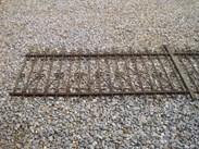 Image 8 - Run of Antique Reclaimed Wrought & Cast Iron Railings