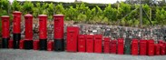 Image 9 - Pole Mounted Post Box