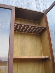 Image 6 - Antique Shop Fitting - dispaly cabinet