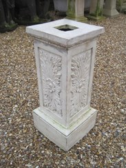 Image 1 - Edwardian Antique Teracotta Plinth