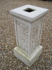 Image 2 - Edwardian Antique Teracotta Plinth