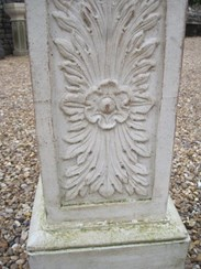 Image 3 - Edwardian Antique Teracotta Plinth