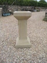 Image 1 - Large Sandstone Bird Bath