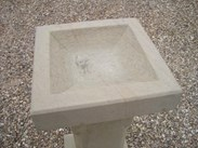 Image 4 - Large Sandstone Bird Bath