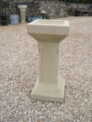 Image 5 - Large Sandstone Bird Bath