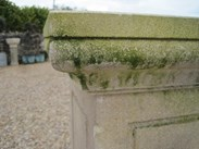 Image 2 - Antique Limestone Plinth or Pedestal