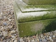 Image 4 - Antique Limestone Plinth or Pedestal
