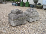 Image 1 - A pair of Portland Stone Gate Pier Finials