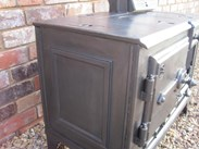 Image 1 - Antique Reclaimed Kitchen Range or Stove