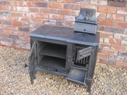 Image 5 - Antique Reclaimed Kitchen Range or Stove