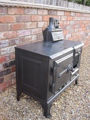 Image 7 - Antique Reclaimed Kitchen Range or Stove