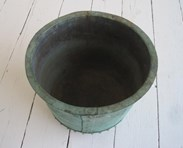 Image 2 - Original Victorian Antique Copper Garden Planter