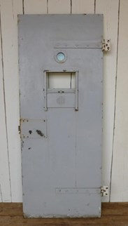 Image 2 - Substantial Prison Door and Frame