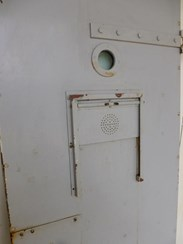Image 6 - Substantial Prison Door and Frame