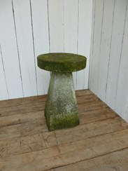 Image 1 - Antique Garden Staddle Stone