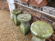 Image 7 - Antique Garden Staddle Stone