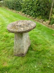 Image 4 - Antique Garden Staddle Stone