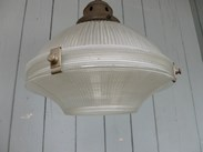 Image 2 - Antique Glass Globe Light Fitting