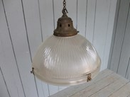 Image 3 - Antique Glass Globe Light Fitting