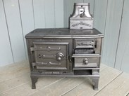Image 10 - Antique Reclaimed Kitchen Range or Stove