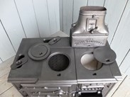 Image 4 - Antique Reclaimed Kitchen Range or Stove