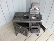Image 6 - Antique Reclaimed Kitchen Range or Stove
