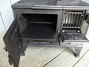 Image 8 - Antique Reclaimed Kitchen Range or Stove