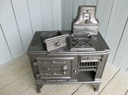 Image 9 - Antique Reclaimed Kitchen Range or Stove