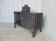 Image 3 - Antique Reclaimed Kitchen Range or Stove