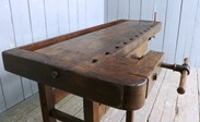 Image 8 - Antique Workbench or Kitchen Island