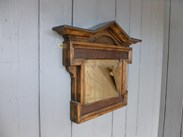 Image 3 - Antique West Declining Vertical Sundial