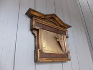 Image 5 - Antique West Declining Vertical Sundial