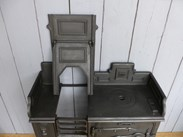 Image 3 - Antique Built In Kitchen Range