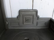 Image 4 - Antique Built In Kitchen Range