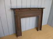 Image 12 - Antique Coalbrookdale Cast Iron Fire Surround