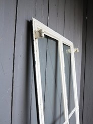 Image 4 - Antique Crittall Double Doors