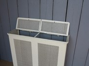 White Radiator Covers