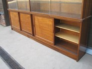 Image 3 - Antique Shoe Shop Display Wall Cabinet