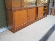 Image 5 - Antique Shoe Shop Display Wall Cabinet