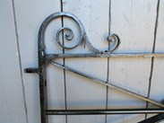 Image 2 - Victorian Wrought Iron Estate Gate