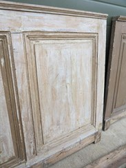 Large Set of Georgian Reclaimed Dado Height Oak Panelling