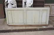 "70"" Long x 31 3/4"" Tall Oak Georgian Panelling"