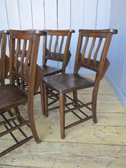 UKAA buy and sell Victorian Antique Church Chairs