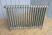 Reclaimed Cast Iron Radiator - 1 Column x 18 Sections Long