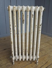 Reclaimed Cast Iron Radiator - 4 Columns Deep x 8 Sections Long
