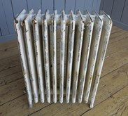 Reclaimed Cast Iron Radiator - 6 Columns Deep x 11 Sections Long